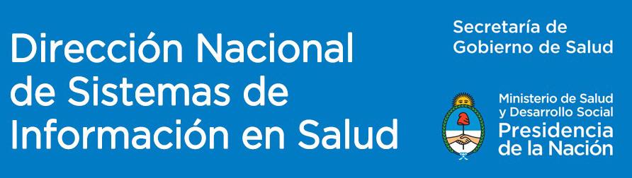 DN Sistemas de Información Ministerio de Salud de la Nación